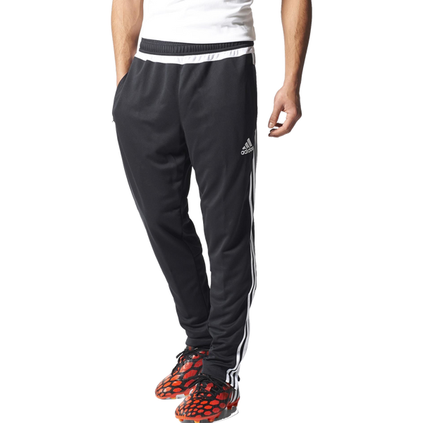 Adidas Men's Tiro Training Pant Black/White