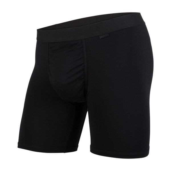 BN3TH Men's Classic Boxer Brief Black/Black