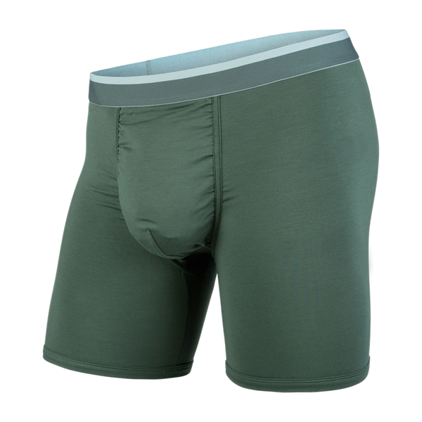 BN3TH Men's Classic Boxer Brief Moss/Bluestone