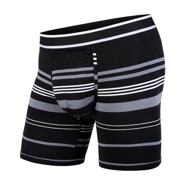BN3TH Men's Classic Boxer Brief Brooklyn Stripe