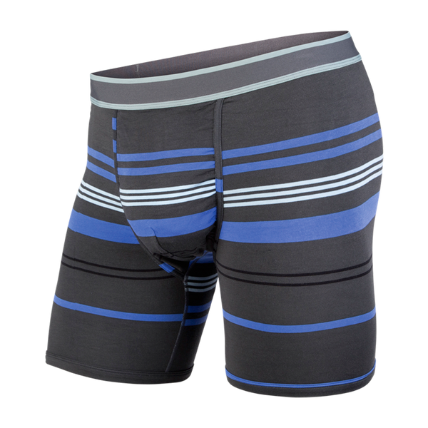 BN3TH Men's Classic Boxer Brief London Stripe