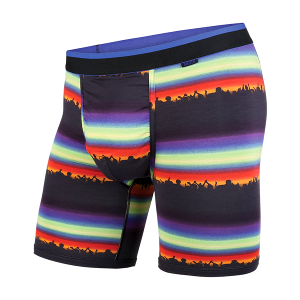 BN3TH Men's Classic Boxer Brief Celebration Horizon
