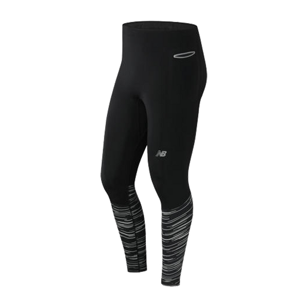 New Balance Men's Precision Tight Black
