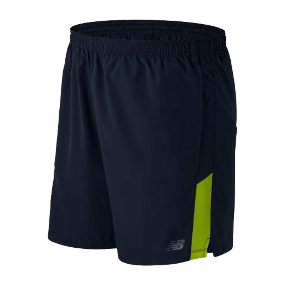 "New Balance Men's Accelerate 7"" Short Galaxy"