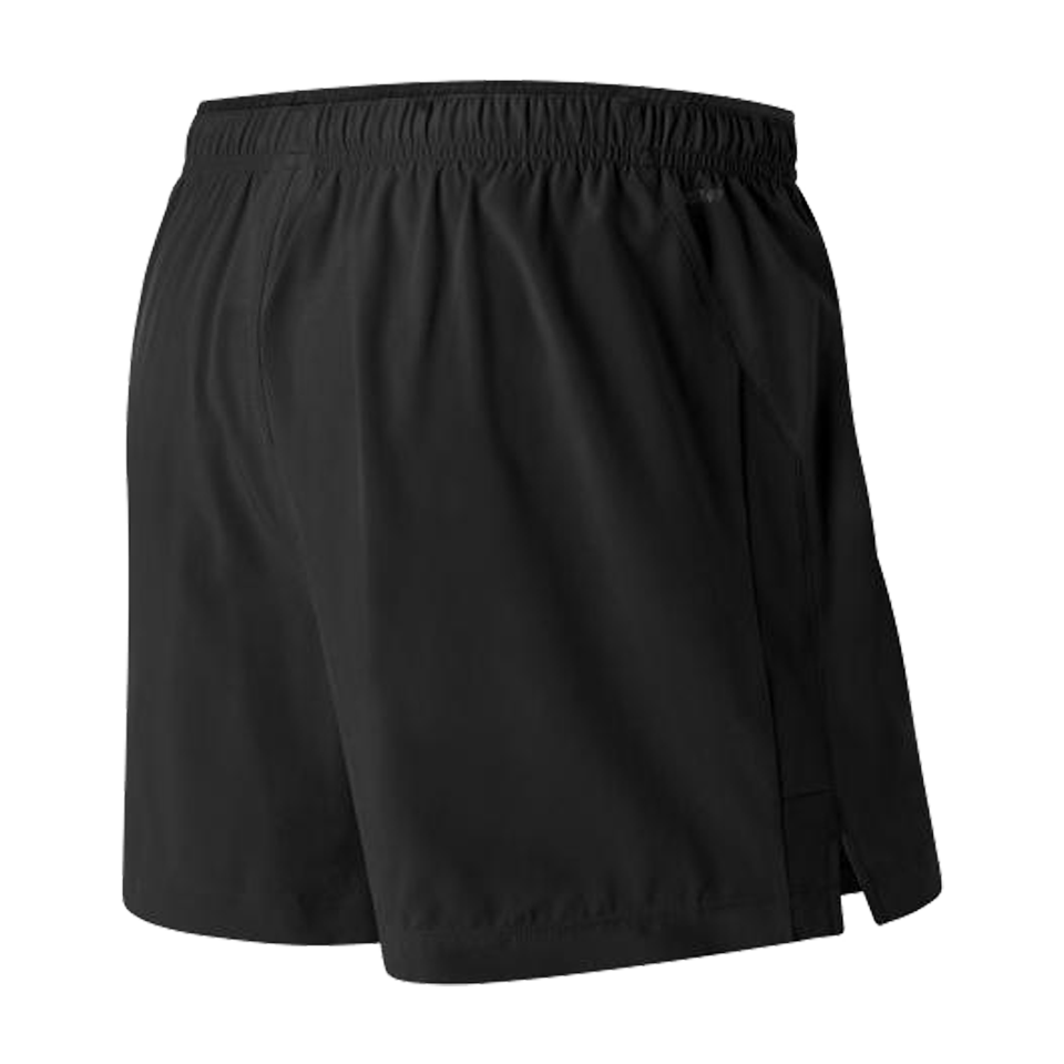 "New Balance Men's Impact 5"" Track Short Black"