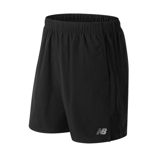 "New Balance Men's Accelerate 7"" Short Black"