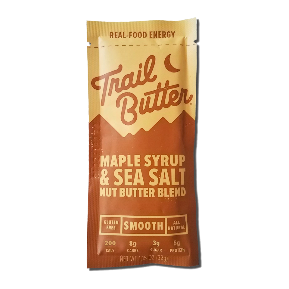 Trail Butter Maple Syrup & Sea Salt Lil' Squeeze