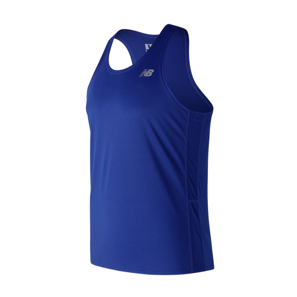 New Balance Men's Accelerate Singlet Team Royal