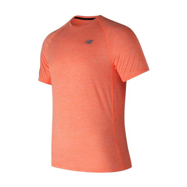 New Balance Men's Tenacity Short Sleeve Dynomite