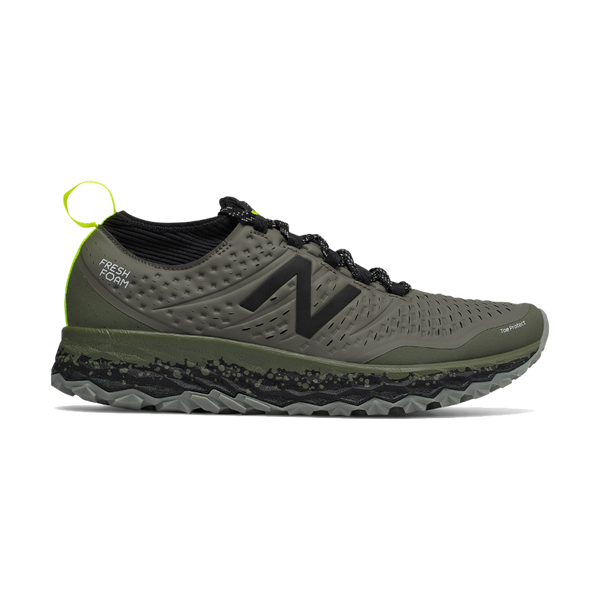 New Balance Men's Hierro V3 2E Width Military Foliage Green