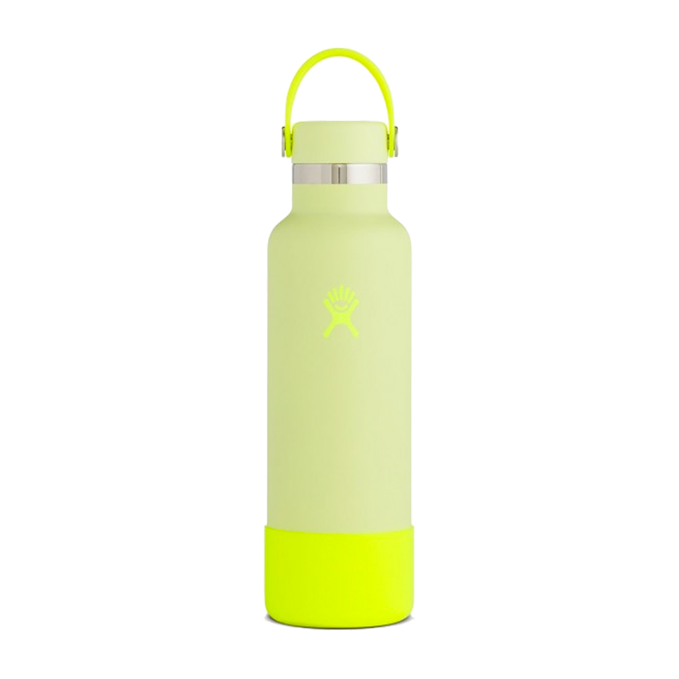 Hydro Flask Prism Pop Limited Edition 21 oz Standard Mouth Pop Yellow