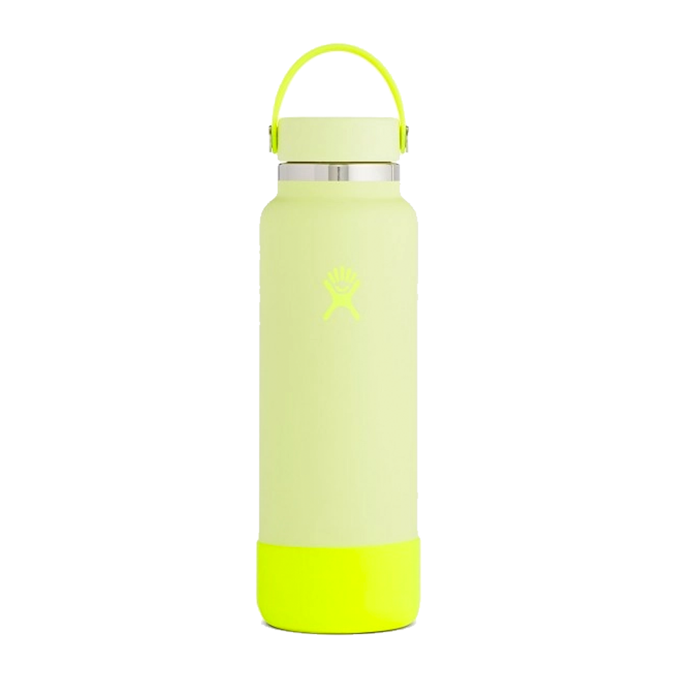 Hydro Flask Prism Pop Limited Edition 40 oz Wide Mouth Pop Yellow