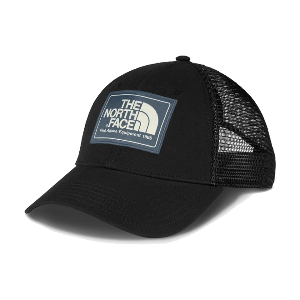 1d8d1c359447b The North Face Mudder Trucker Hat Black - Play Stores Inc