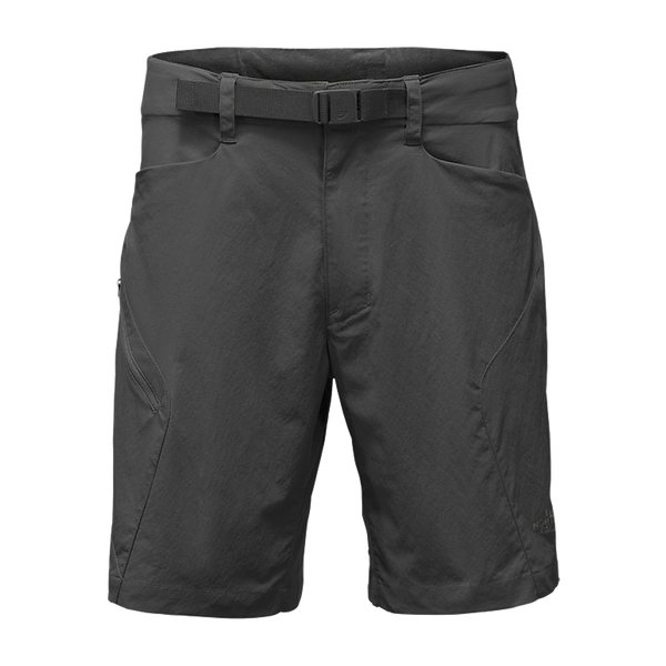 "The North Face Men's Straight Paramount 3.0 9"" Short Asphalt Grey"