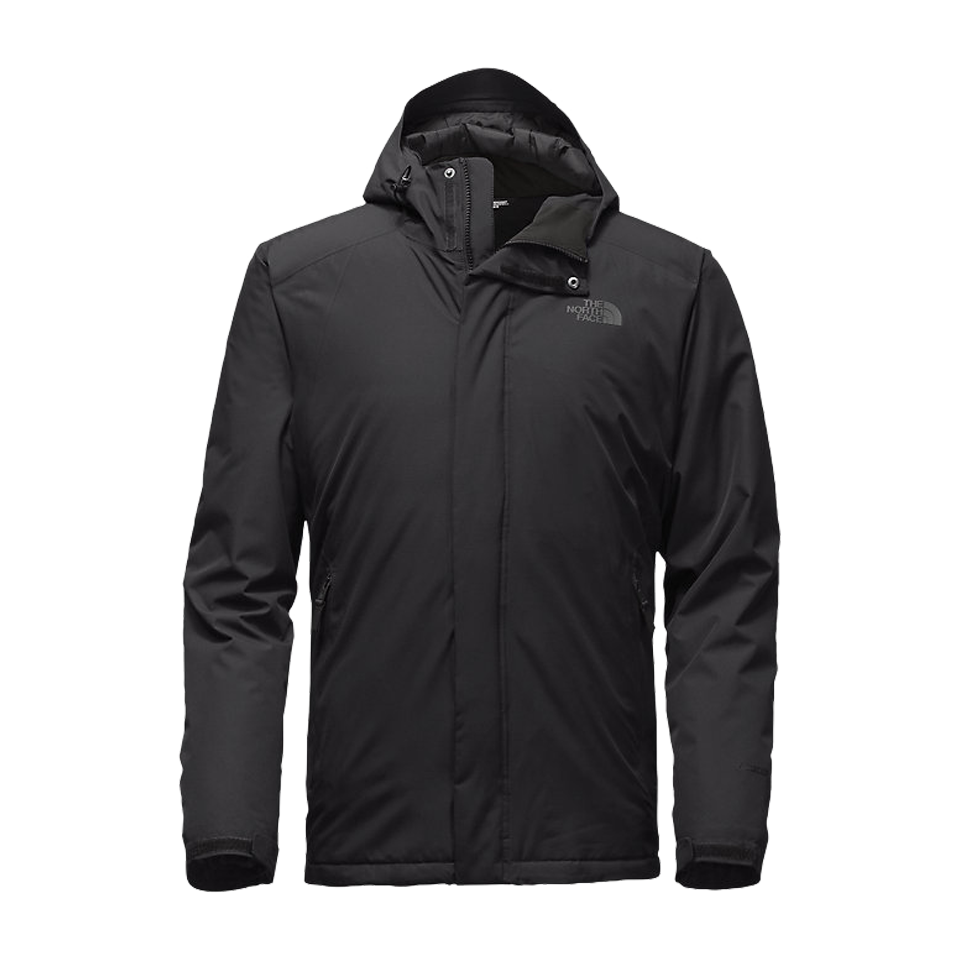 The North Face Men's Inlux Insulated Jacket Black