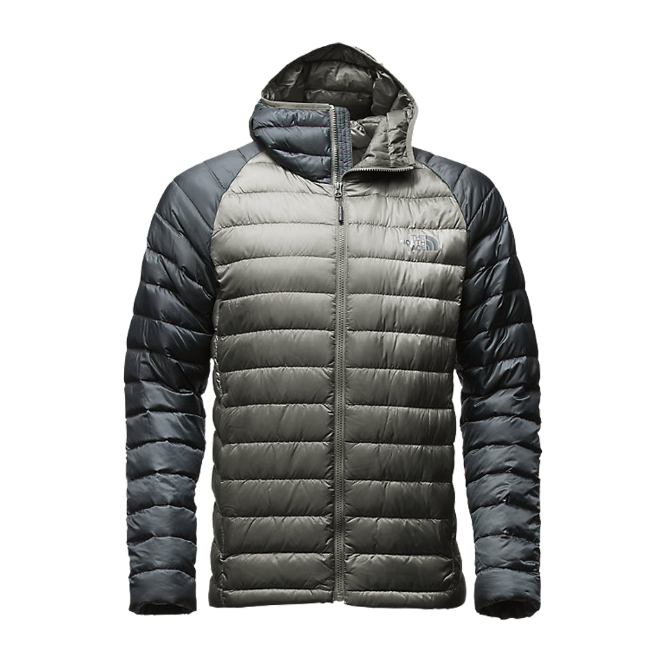 The North Face Mens Trevail Hooded Jacket Fusebox Grey Play Oakley Fuse Box
