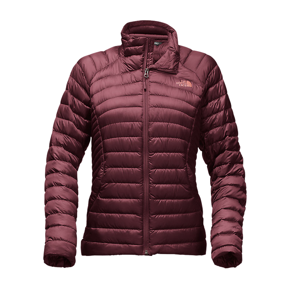 The North Face Women's Tonnerro Jacket Deep Garnet Red