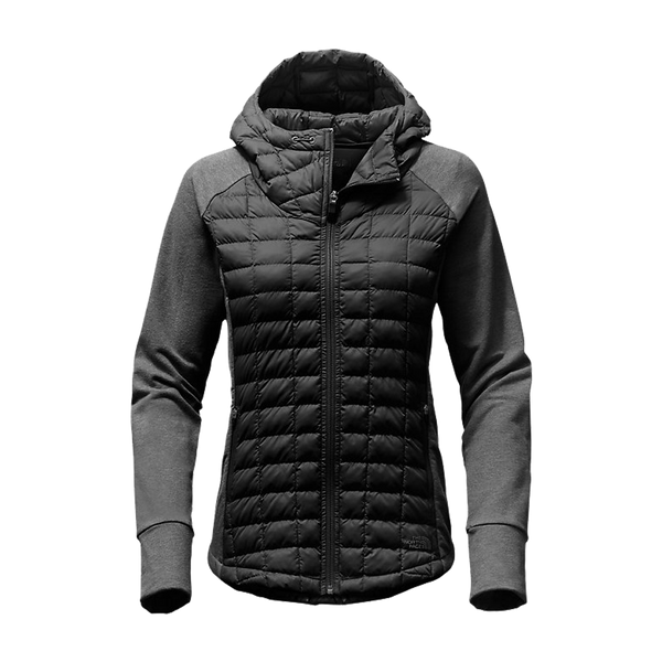 The North Face Women's Endeavor Thermoball Jacket Black