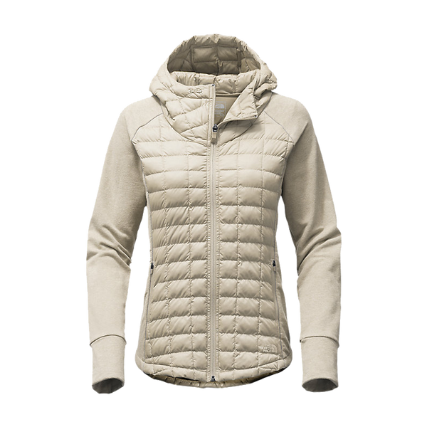 The North Face Women's Endeavor Thermoball Jacket Vaporous Grey
