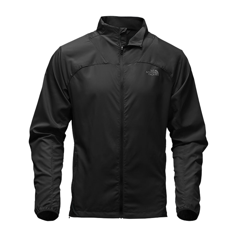 The North Face Men's Rapido Jacket Black