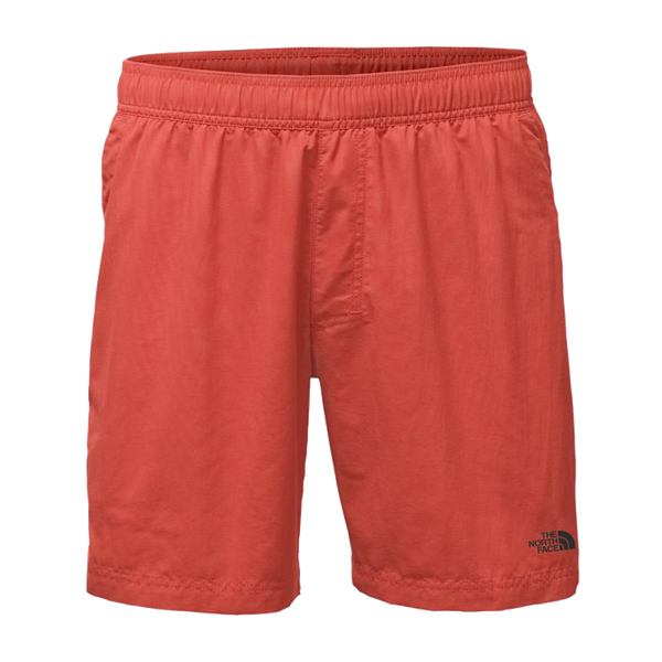 The North Face Men's Class V Trunk Sunbaked Red