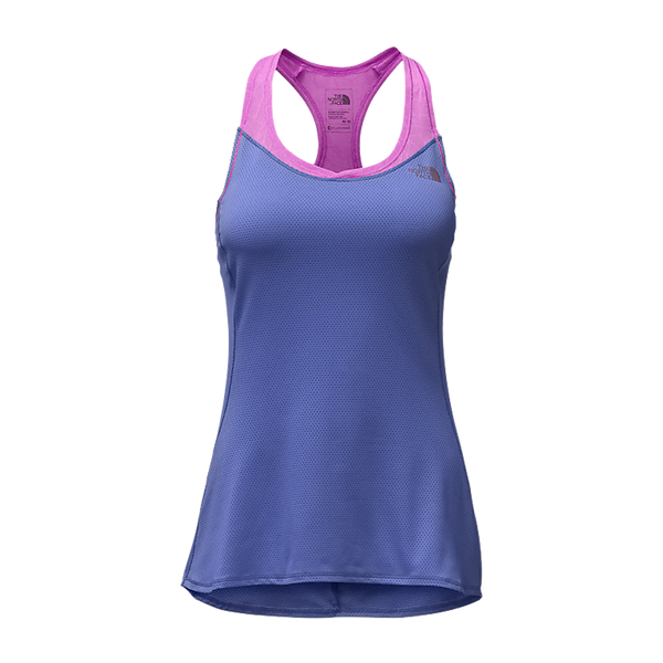 The North Face Women's Runagade Tank Amparo Blue