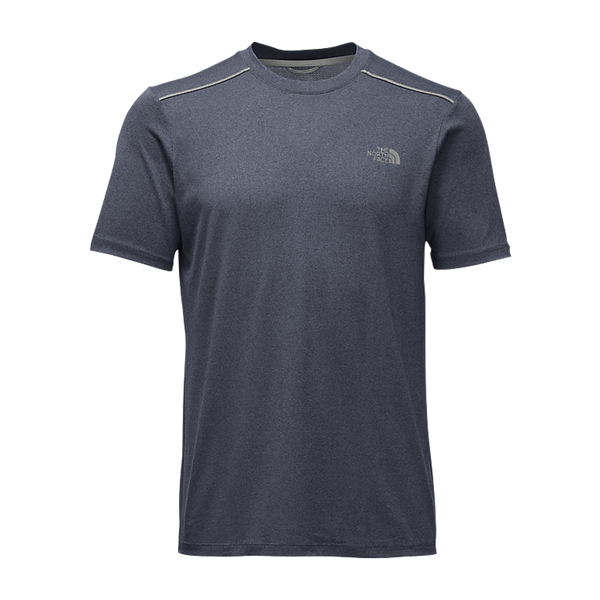 The North Face Men's Reactor Short Sleeve Crew Urban Navy Heather
