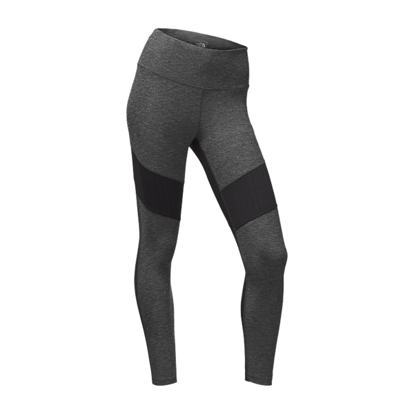 The North Face Women's Motivation Mesh Legging Dark Grey Heather