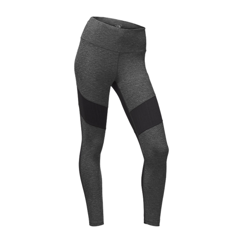 The North Face Women s Motivation Mesh Legging Dark Grey Heather 11d6411d2d9