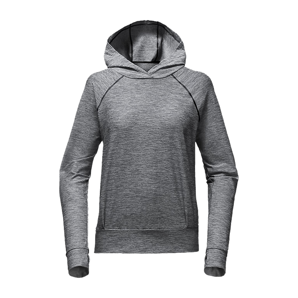 The North Face Women's Motivation Hoodie Dark Grey Heather