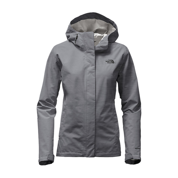 The North Face Women's Venture 2 Jacket Medium Grey Heather