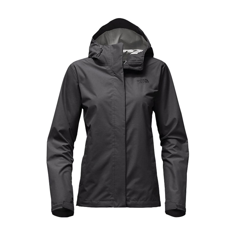 7d4a114665 The North Face Women s Venture 2 Jacket Dark Grey Heather - Play ...