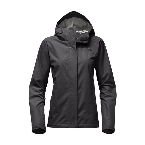 The North Face Women's Venture 2 Jacket Dark Grey Heather