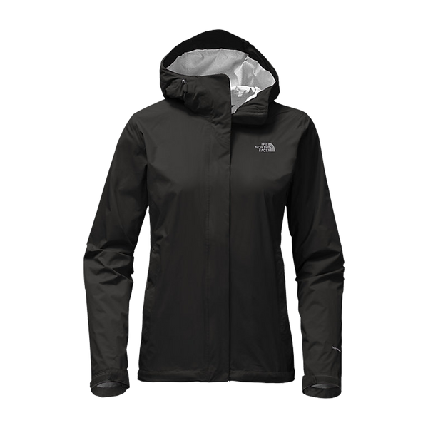The North Face Women's Venture 2 Jacket Black