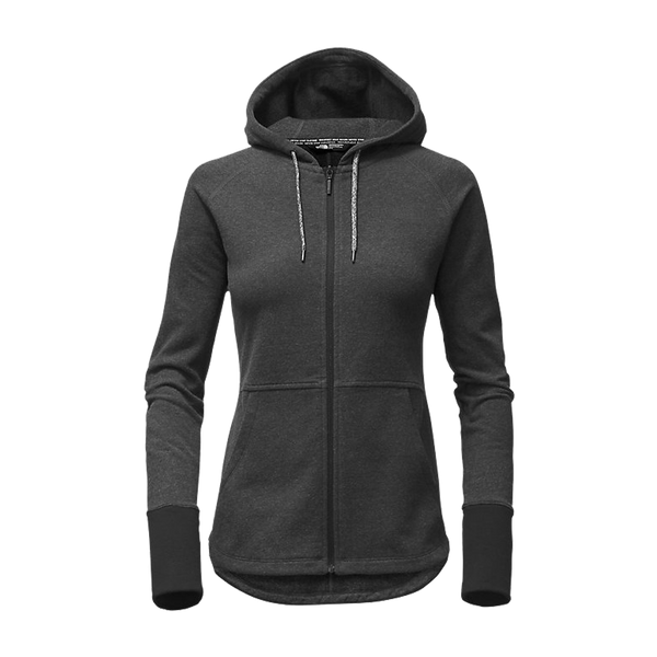 The North Face Women's EZ Hoodie Dark Grey Heather