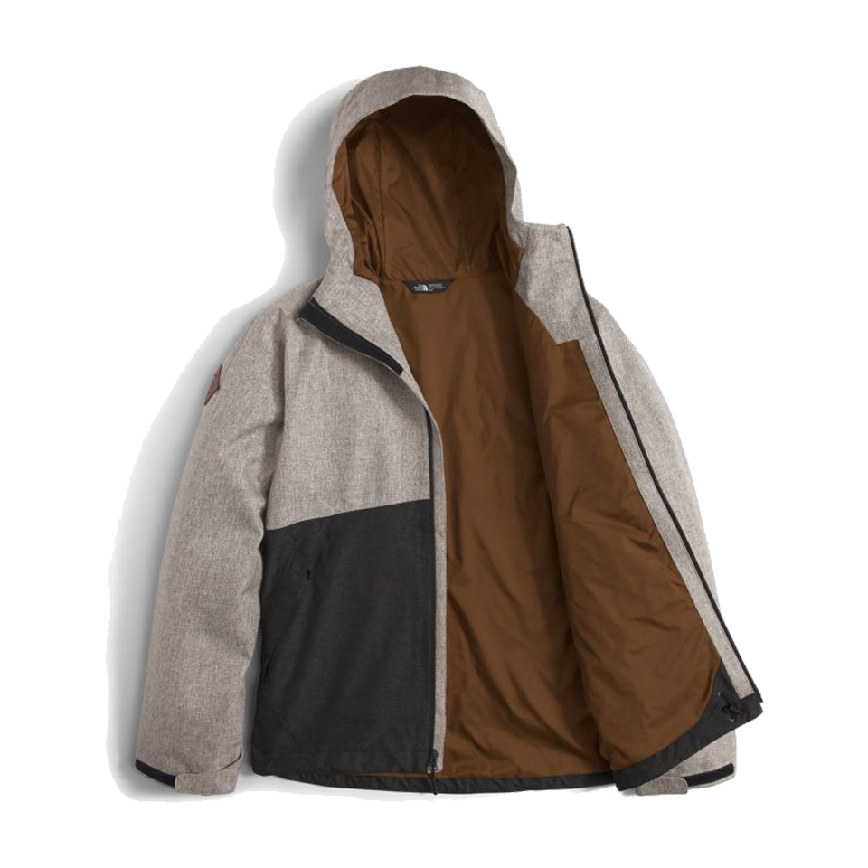 The North Face Men s Millerton Jacket Monument Grey - Play Stores Inc 3725e0bf3