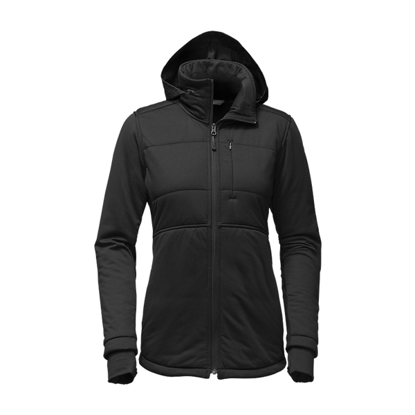 The North Face Women's Pseudio Long Jacket Black