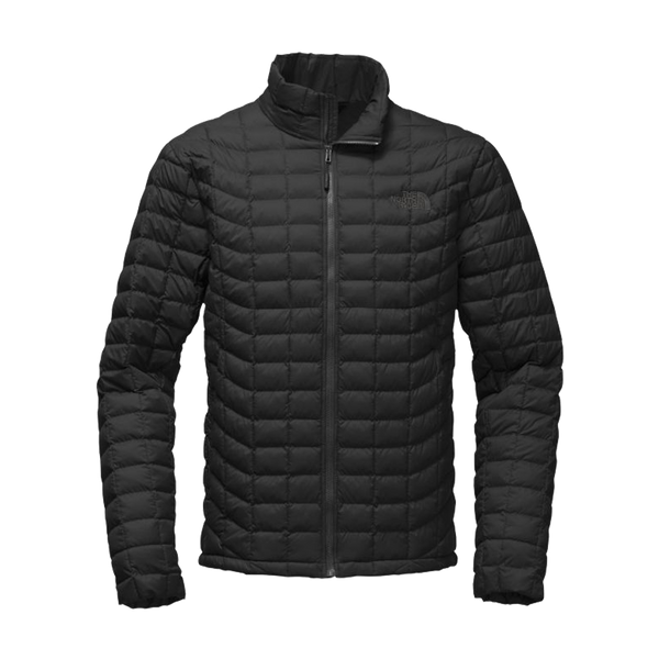 The North Face Men's Thermoball Jacket Black Matte