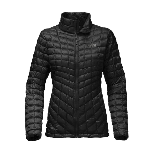 The North Face Women's Thermoball Fullzip Black