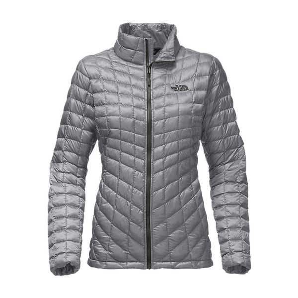 The North Face Women's Thermoball Fullzip Jacket Mid Grey
