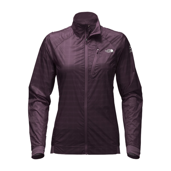 The North Face Women's Flight Better Than Naked Jacket Galaxy Purple