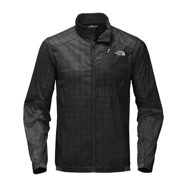 The North Face Men's Flight Better Than Naked Jacket Black