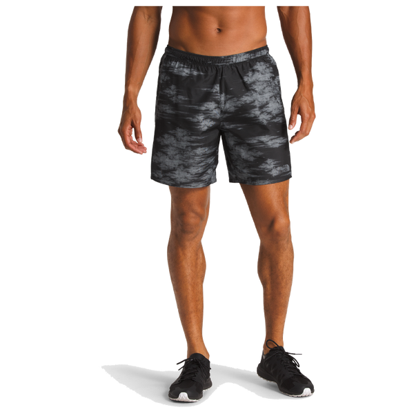 The North Face Men's Ambition Short Black Print