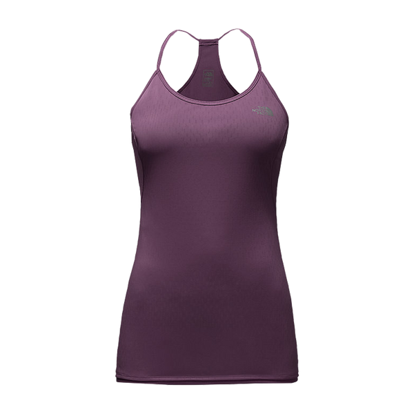 The North Face Women's Flight Better Than Naked Tank Galaxy Purple