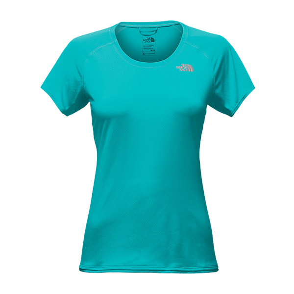 The North Face Women's Flight Better Than Naked Short Sleeve Bluebird