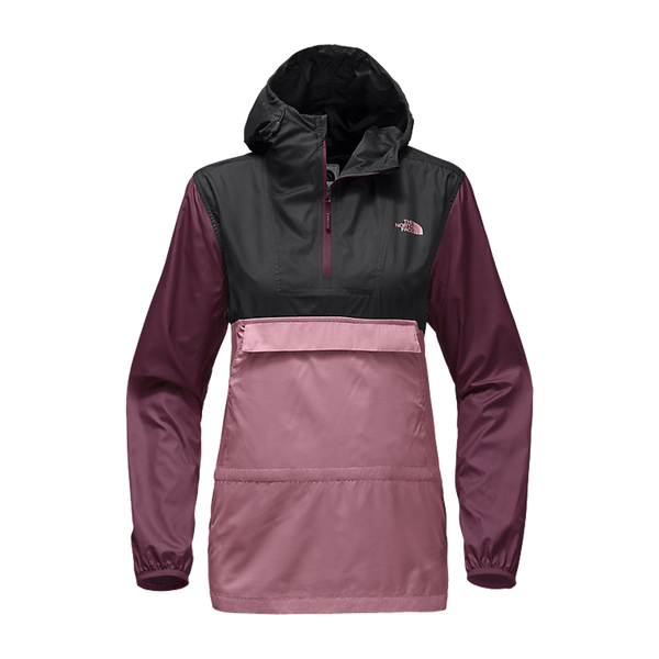 The North Face Women's Fanorak Jacket Foxglove