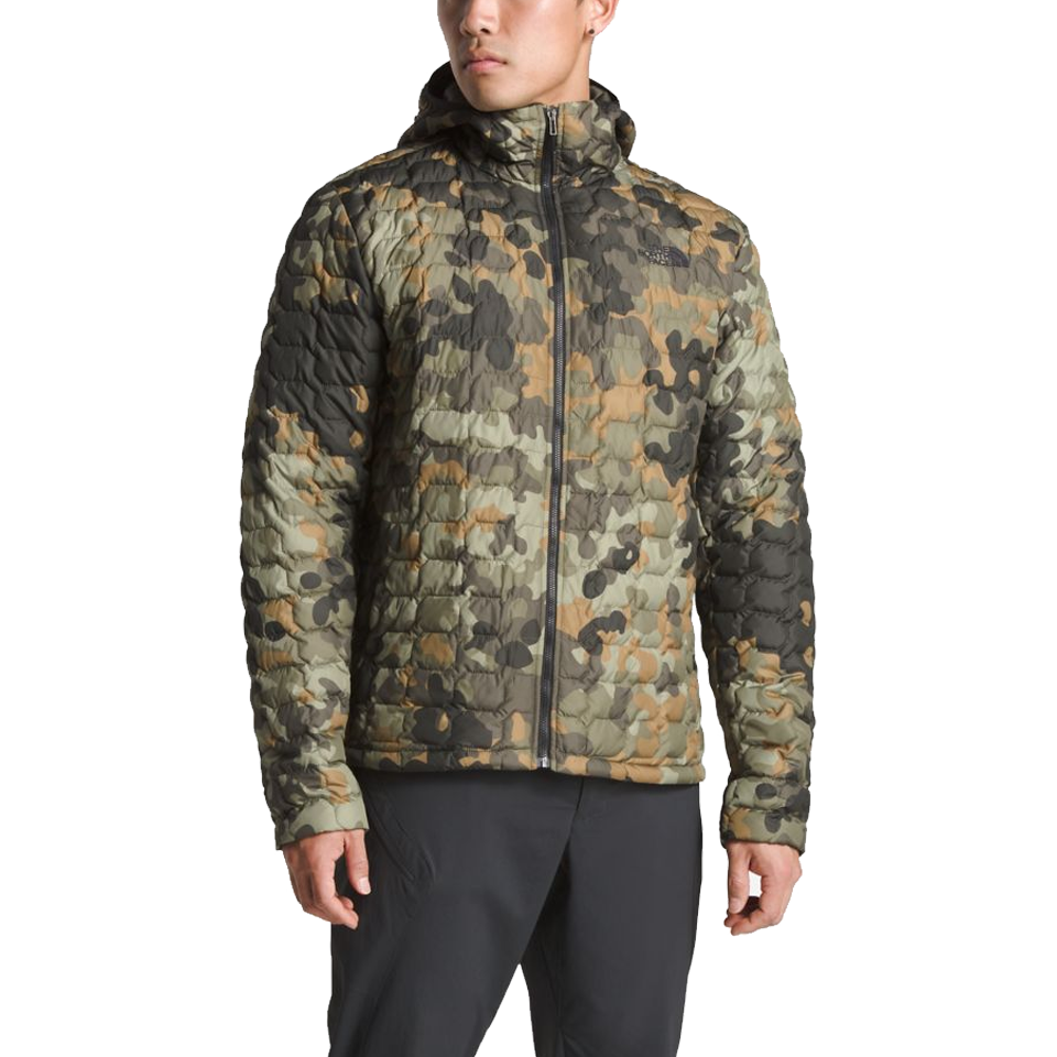 Camo Men/'s Thermoball Jacket by The North Face