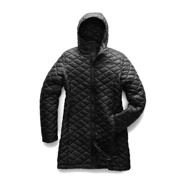The North Face Women's Thermoball Parka Black