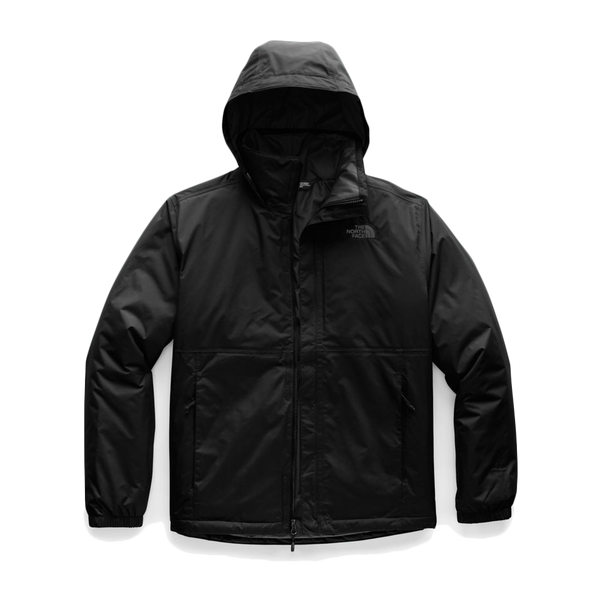 The North Face Men's Insulated Resolve Jacket Black
