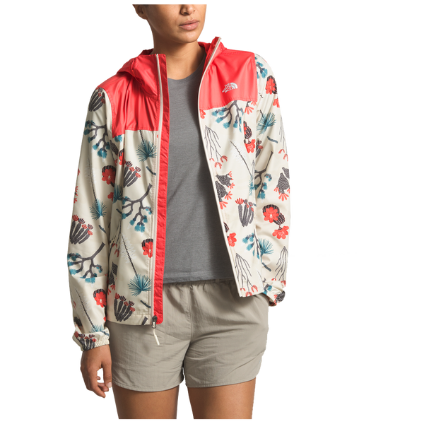 The North Face Women's Cyclone Jacket Spiced Coral
